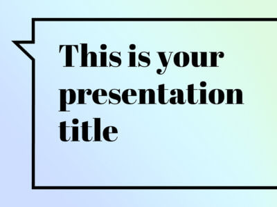 Elegant google slides themes and powerpoint templates for free free modern and elegant presentation powerpoint template or google slides theme toneelgroepblik