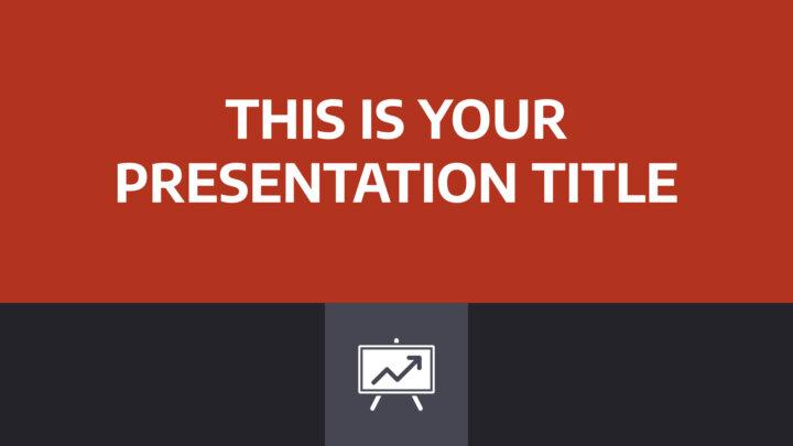 Negócios Premium. Template PowerPoint grátis e tema do Google Slides