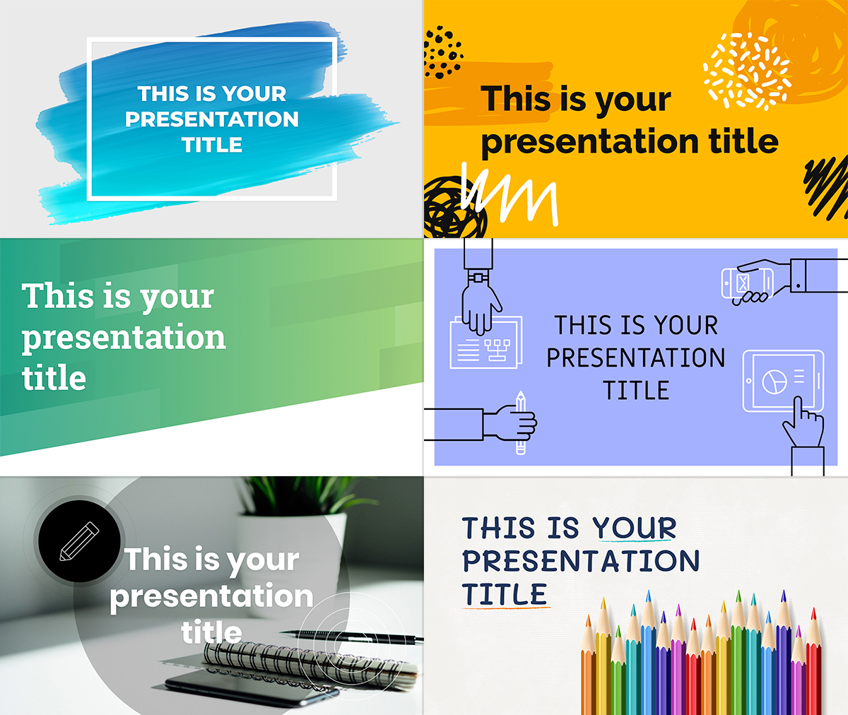 SlidesCarnival: Best Free PPT Templates and Google Slides Themes Inside Powerpoint Photo Slideshow Template