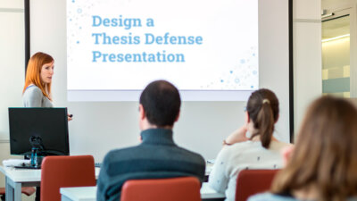 How To Create A Thesis Defense Presentation That Shows Your Work At Its Best