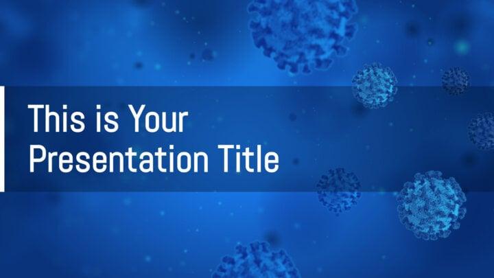 Medical Virus. Free PowerPoint Template & Google Slides Theme