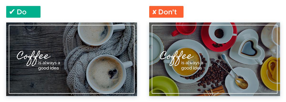 Choose the Perfect Background Photos for Your Presentation Slides - Tip 2