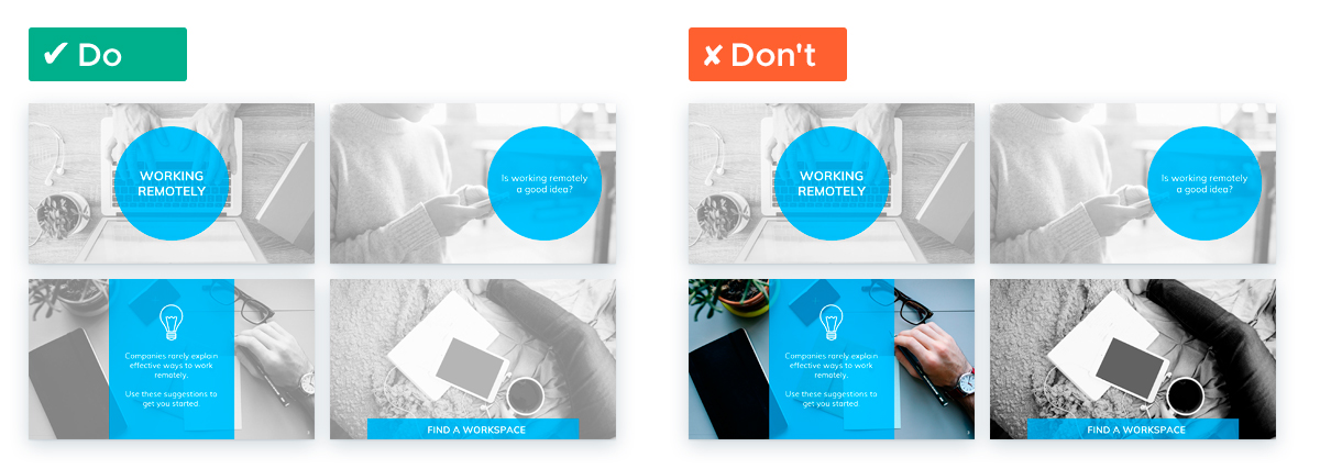 Choose the Perfect Background Photos for Your Presentation Slides - Tip 6