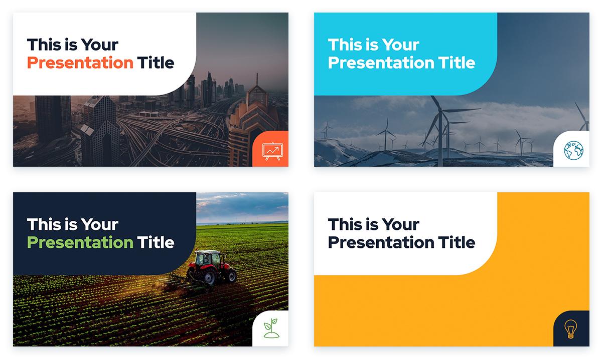 Reasons to Start Using Presentation Templates: Customize to build bespoke presentations