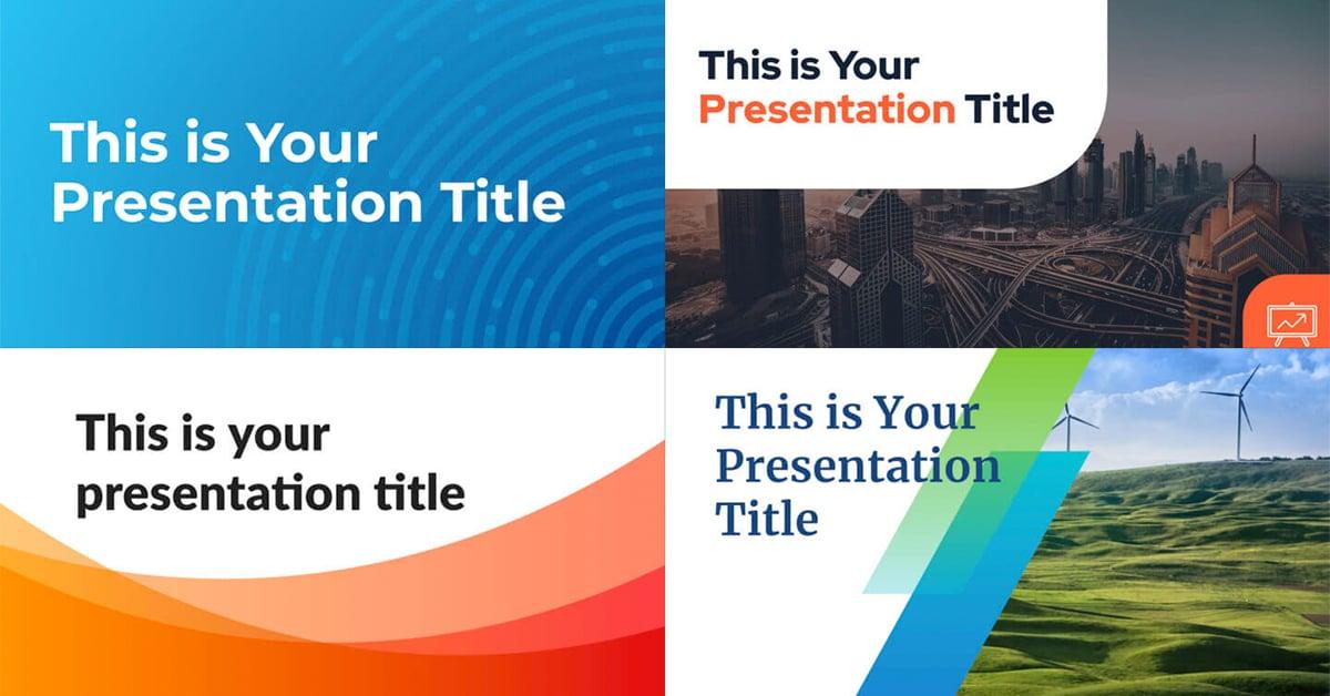 Business PowerPoint Templates GoogleSlides Themes SlidesCarnival