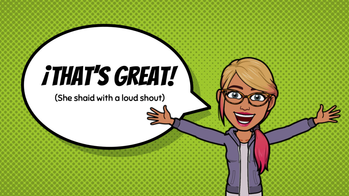Free Presentation Templates for Teachers - Comic Strips