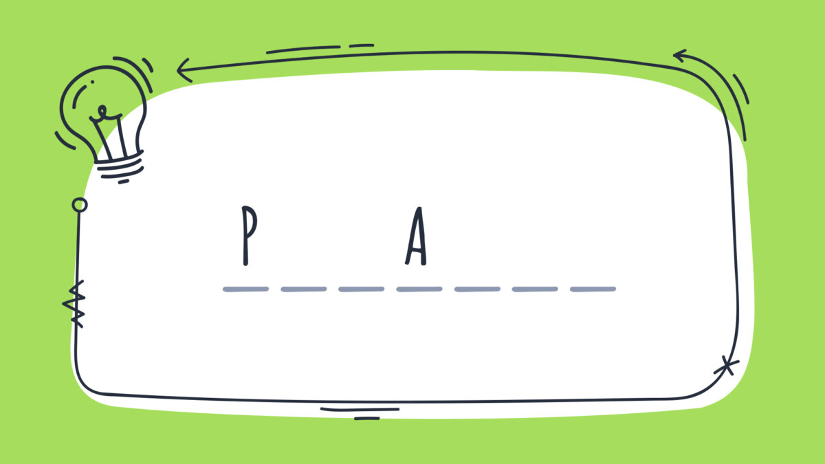 Free Presentation Templates for Teachers - Guess the word