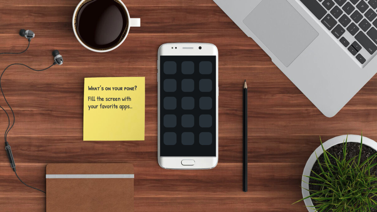 Free Presentation Templates for Teachers - What's on your phone