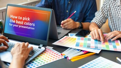 How to pick the best colors for your presentation