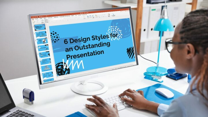 6 design styles to help your next presentation really stand out
