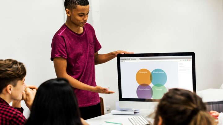 How to make a great PowerPoint presentation for college