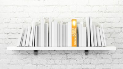Must-read books about presentation design